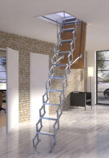 Dachbodentreppe Alu-Top-F90
