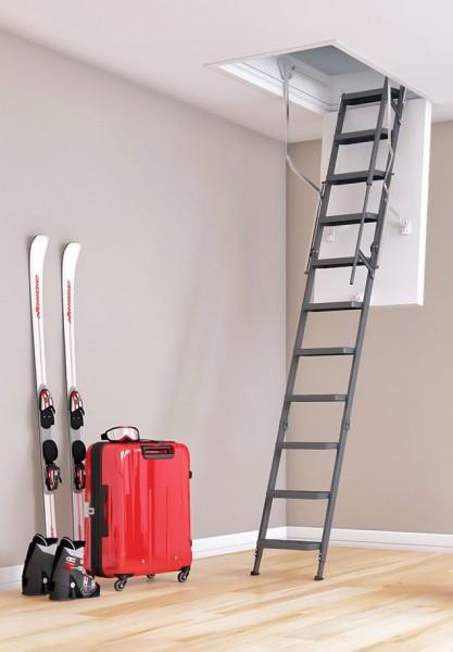Dachbodentreppe ClickFix - 3-teilig-comfort