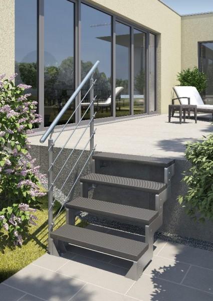 Gardentop - Gartentreppe - Außentreppe für den Garten