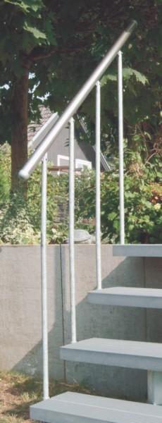 Gardenstep - Treppengeländer für die Außentreppe